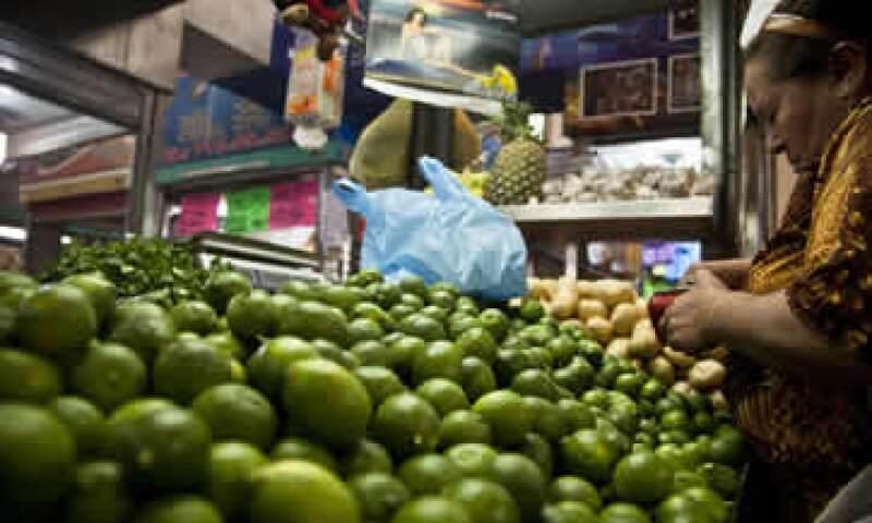 A principios de año los precios de limón tocaron los 80 pesos por kilo en algunas zonas del país. (Foto: Cuartoscuro)