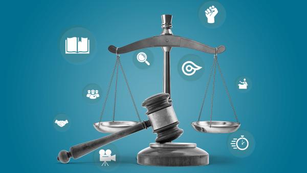 El próximo sábado 18 de junio vence el plazo para la implementación del nuevo sistema de justicia el país, aún hay estados rezagados.