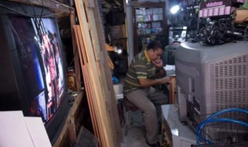 Cerca del 3.4% de los hogares en Monterrey y zona metropolitana aún cuentan con televisores análogos (Foto: Notimex )