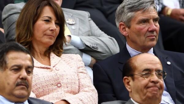 El negocio familiar de organización de eventos de Carole y Michael Middleton, padres de la duquesa de Cambridge, fue acusado en su sitio de internet por explotar trabajadores mexicanos.