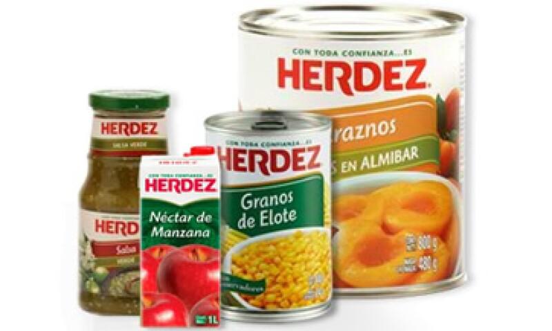 Grupo Kuo tiene en su portafolio de negocios a  la marca la marca Herdez Del Fuerte. (Foto tomada de grupoherdez.com.mx)