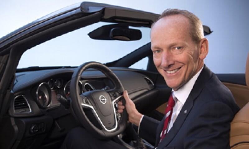 Su entrada a GM marca la segunda vez que Karl-Thomas Neumann deja Volkswagen. (Foto: Getty Images)