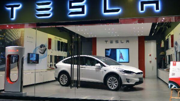 tienda de Tesla