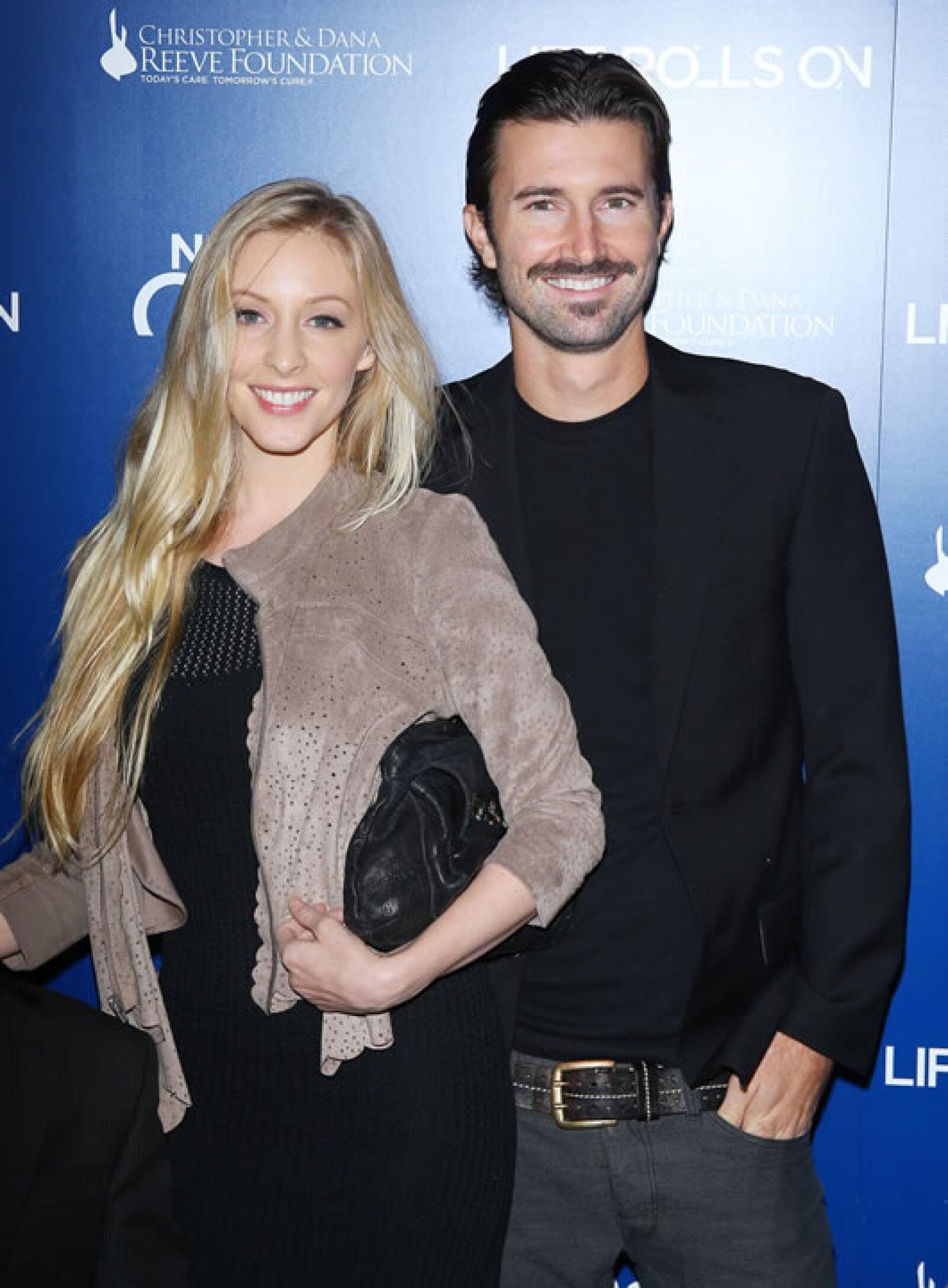 Por su parte, Brandon Jenner es un guapo socialité que se casó con la hija del guitarrista de `Eagles´ Dan Felder, Leah Felder.
