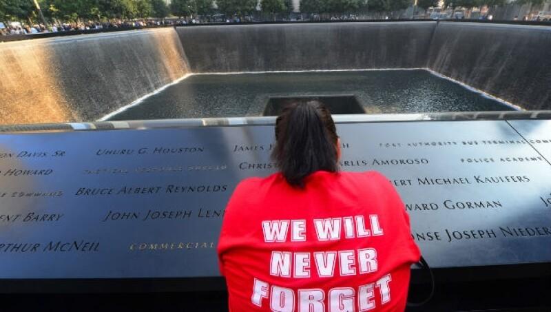 11 de septiembre, memorial