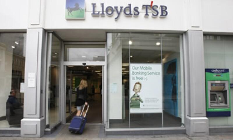 Lloyds está en manos del Gobierno británico en un 40% tras el rescate aprobado durante la crisis de 2008. (Foto: AP)