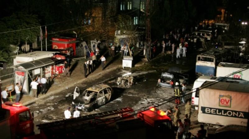 turquia explosion atentado gazintep