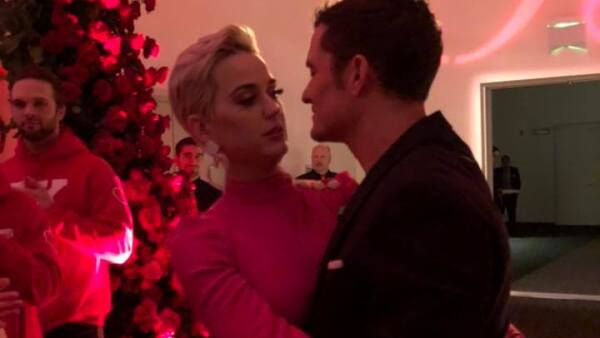 Katy Perry Orlando bloom compromiso