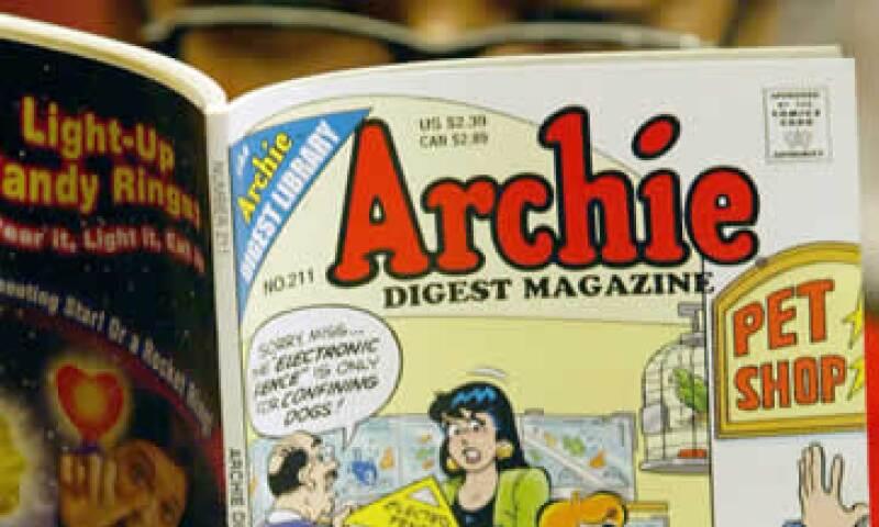 Tras ser lanzado en 1941, Archie Andrews se ha permeado de las páginas de las tiras cómicas a otras facetas de la cultura pop. (Foto: AP)