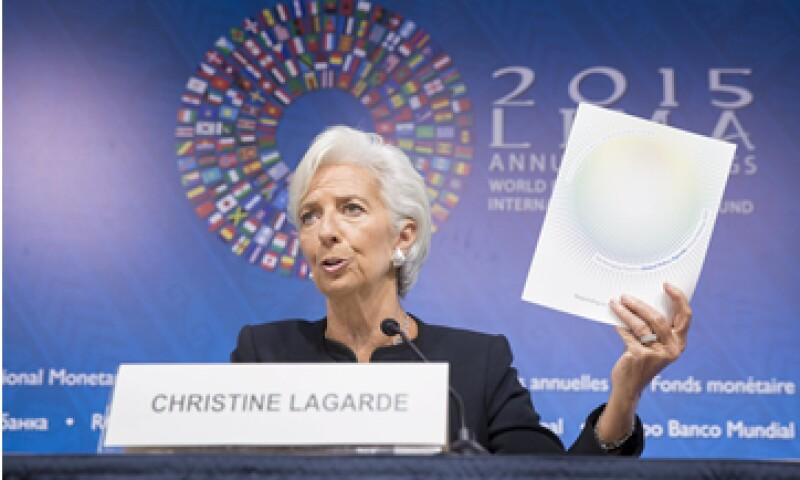 La titular del FMI dijo que las reformas económicas han impulsado el crecimiento en América Latina (Foto: Reuters)