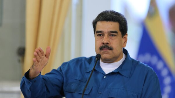 Maduro Venezuela reunión Estados Unidos