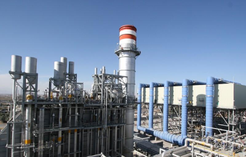 Iberdrola central el�ctrica