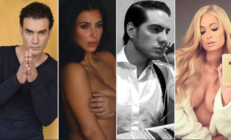 Estas celebridades nos mostraron más que su talento ante la cámara.