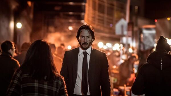 Keanu Reeves no lucirá elegante en la tercera parte de John Wick