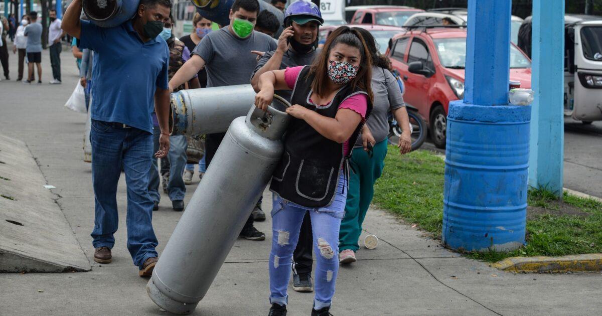 distribuidores de gas LP ponen fin al paro y reanudan actividades en el Valle de México