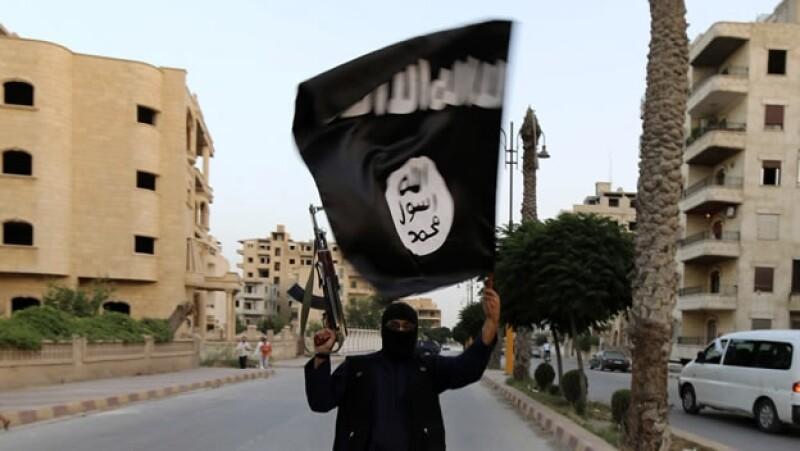 ISIS bandera Iraq