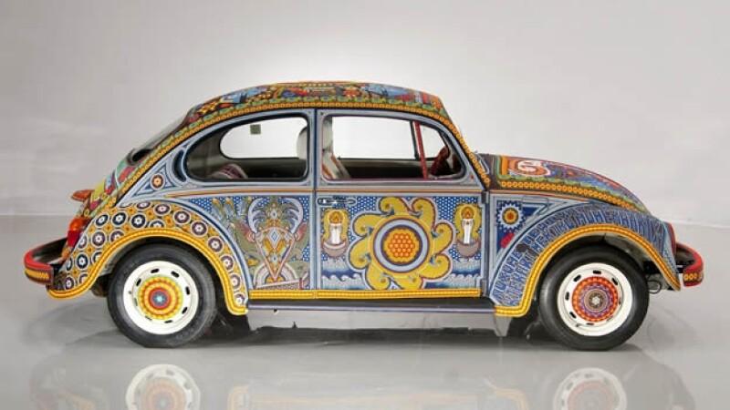 vocho huichol Volkswagen