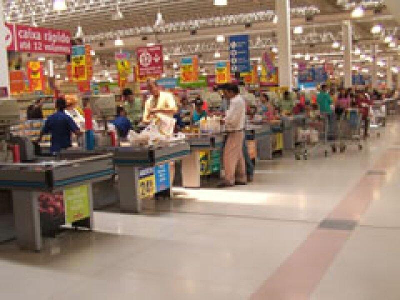Las cadenas de super mercados operararán normalmente en todo el país  (Foto: Especial )