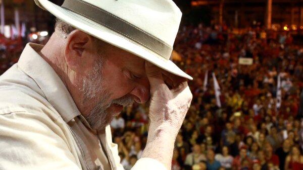 Lula da Silva Haddad Brasil elección presidencial