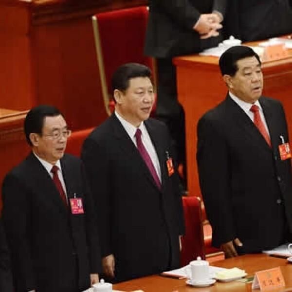 Xi Jinping Partido Popular