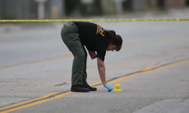 La policía de San Bernardino le ha entregado la investigación al FBI. (Foto: AFP )