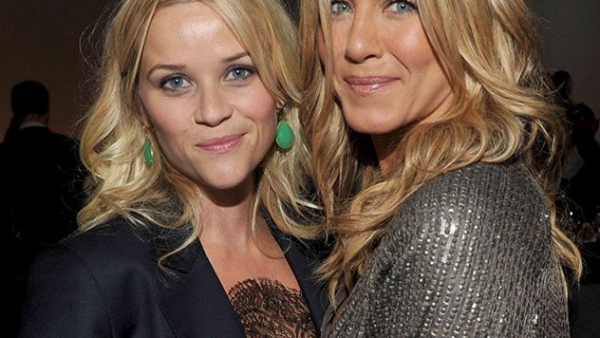 Jennifer Aniston, Reese Whiterspoon
