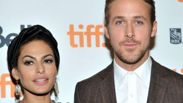 El actor y su pareja, Eva Mendes, recibieron a su primera hija el 12 de septiembre.