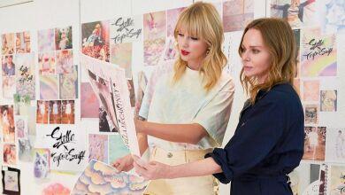 Taylor Swift y Stella McCartney