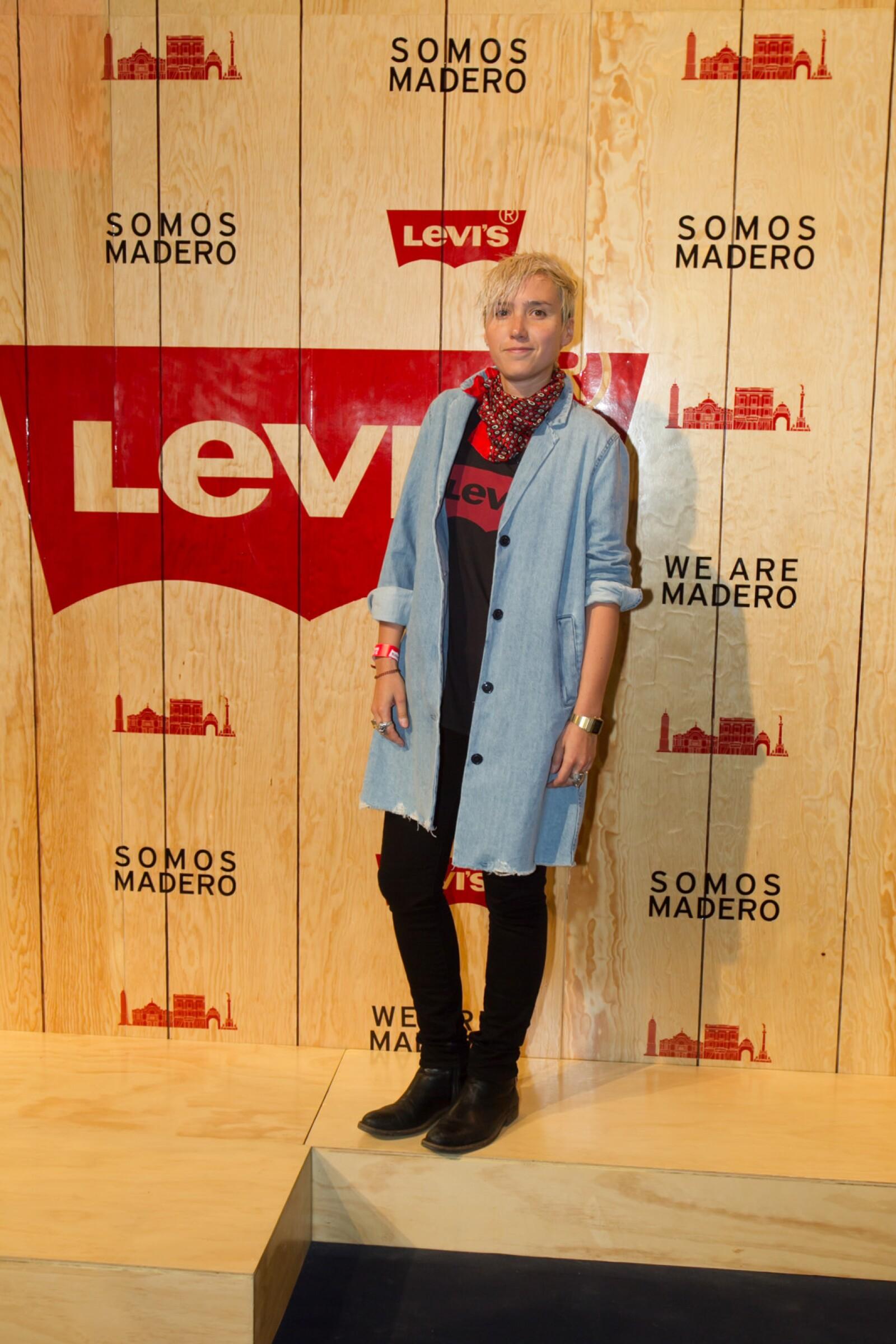 Apertura tienda Levis