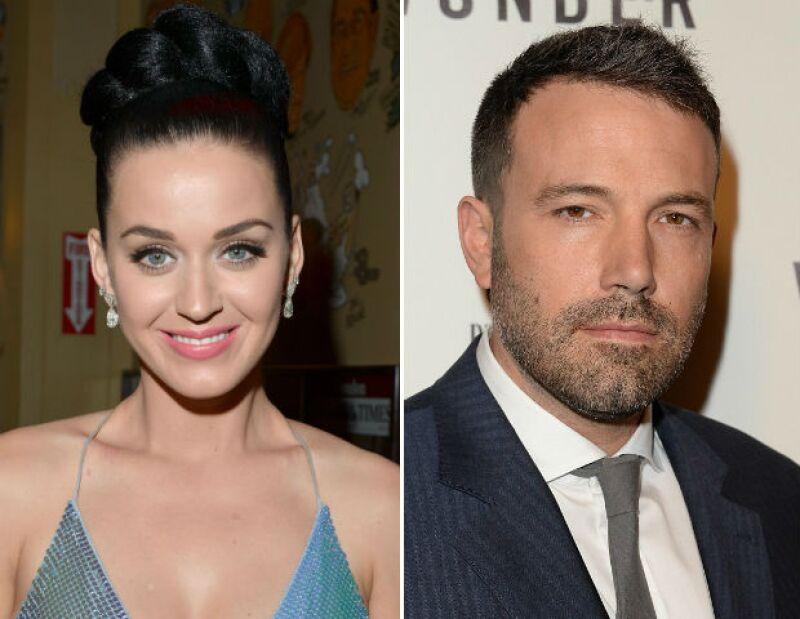 Katy Perry y Ben Affleck también dejaron la escuela para perseguir su sueño como artistas.