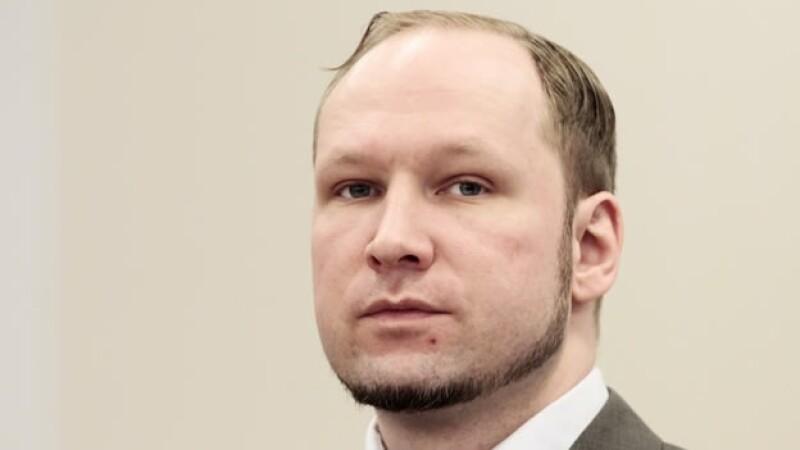 Anders Behring comparece a su juicio