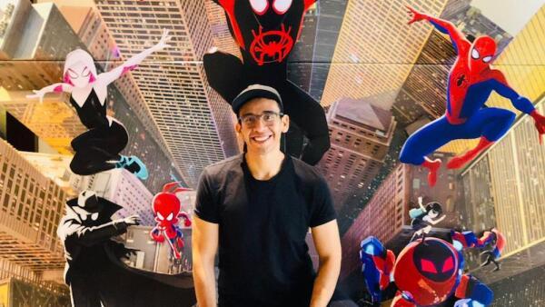 Joven guerrerense trabajó en película de Spider-Man
