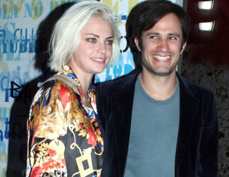 La esposa del actor mexicano Gael García está de vuelta en los sets de grabación, luego de pasar varios años dedicada a sus hijos.