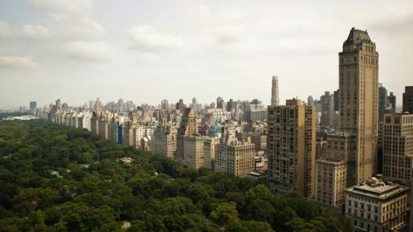 Racacielos Central Park