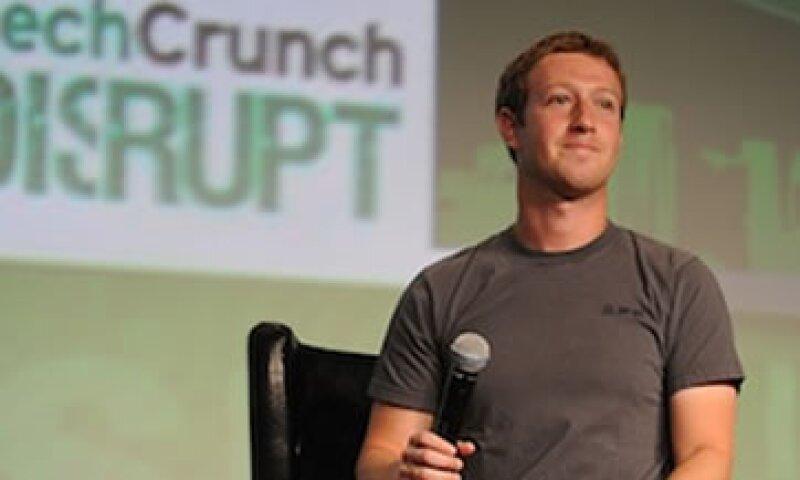 Mark Zuckerberg, CEO de Facebook, dijo que el debut de la red social en la Bolsa fue decepcionante.  (Foto: Cortesía Fortune)