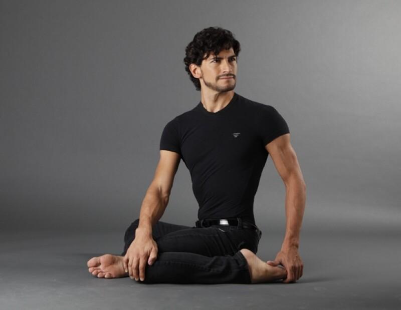 El famoso instructor mexicano de yoga dará una clase de autoiniciación en el foro humanista más importante de América Latina, que comienza el 17 de mayo en el WTC.