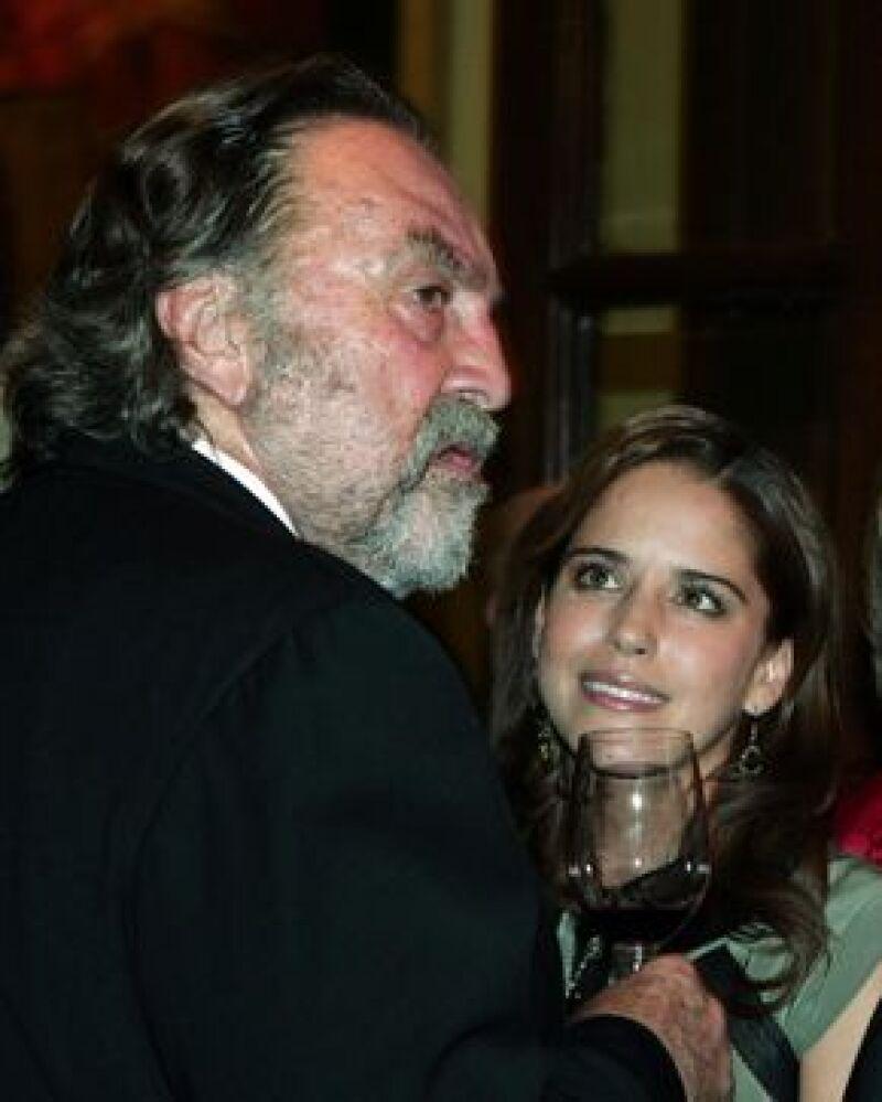 La actriz presentó en el Festival Internacional de Cine de Morelia la cinta &#39Purgatorio&#39, en donde interpreta a una joven que es obligada a casarse con un hombre mucho mayor que ella.