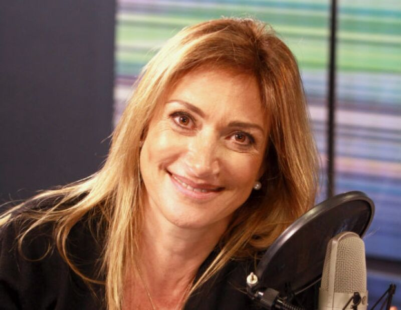 Adela Micha es una de las periodistas de mayor renombre en México.