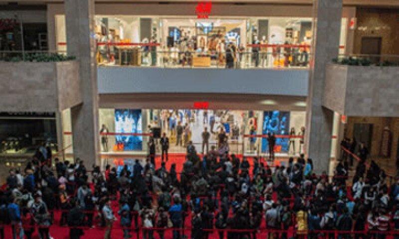 Despues de la sucursal de Las Vegas, la tienda de México es la segunda más grande de la empresa. (Foto: Cortesía de la marca)