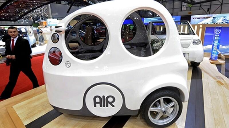 airpod, futuro, tecno, cero emisones