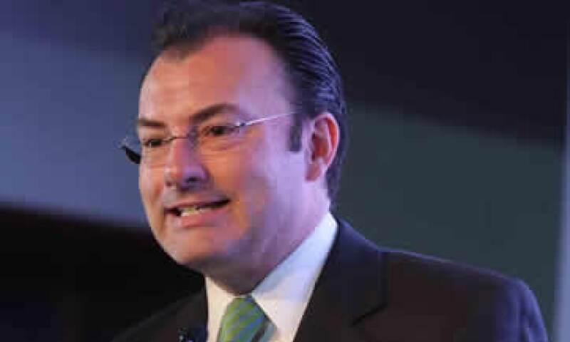 Videgaray Caso defendió la publicación de los datos de los deudores. (Foto: Notimex)