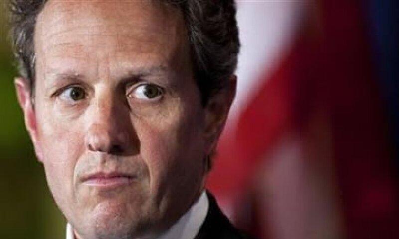 Geithner dijo que la mejor estrategia para el país es reformar el sistema impositivo. (Foto: Reuters)