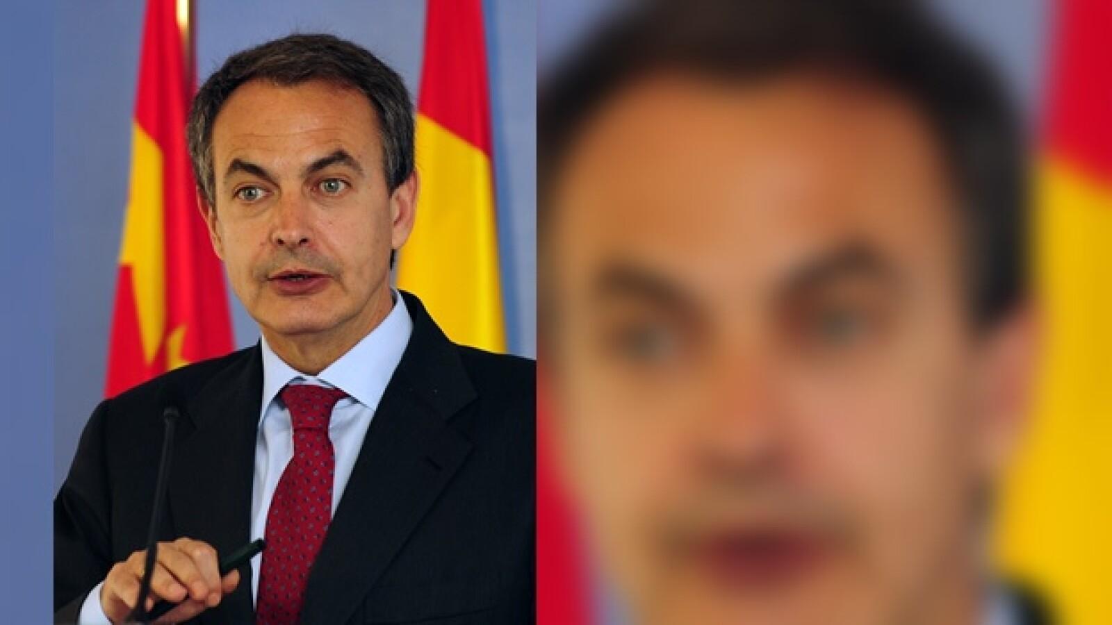 Jose Luis Rodriguez Zapatero presidente gobierno espanol