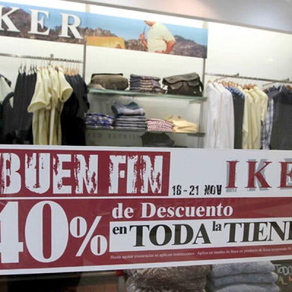 El secretario de Turismo del Distrito Federal, Alejandro Rojas, confió que haya promociones especiales de hasta 50% en las tiendas de la Ciudad de México.