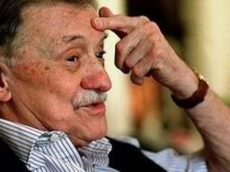 El escritor uruguayo murió a los 88 años. (Foto: AP)