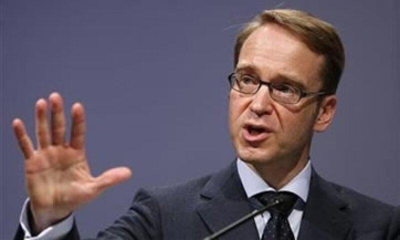 Weidmann también criticó las nuevas tareas de supervisión del Banco Central Europeo.  (Foto: Reuters)