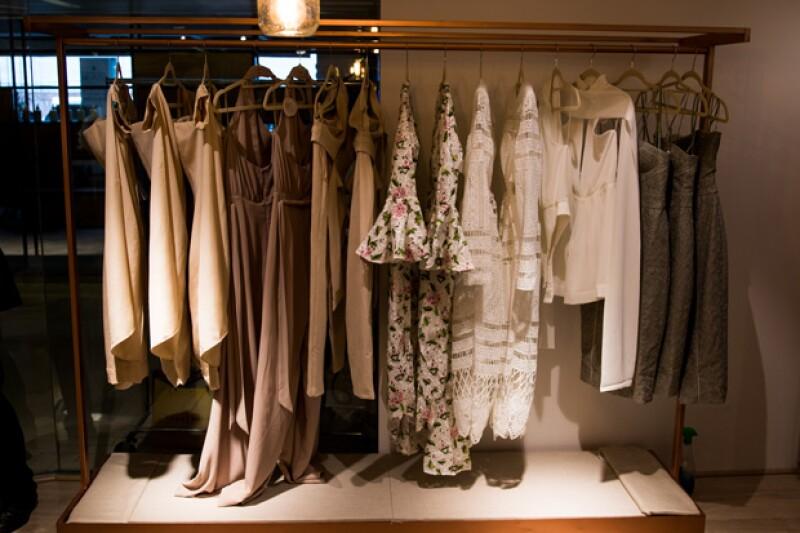 Si quieres encontrar vestidos originales y diferentes, debes de visitarla.