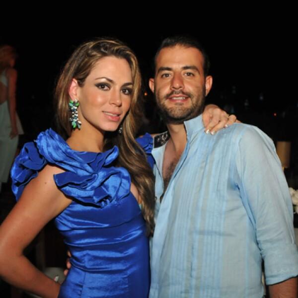 Gustavo Vargas y Raquel de Unanue.