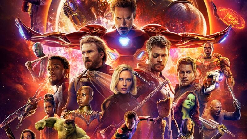 'Avengers: Infinity War'