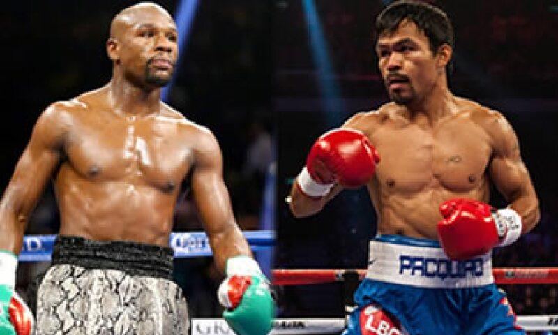 La pelea se celebrará en Las Vegas. (Foto: Especial )